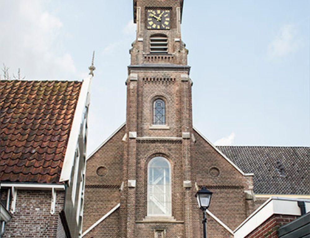 Zaandijker kerk in Zaandijk